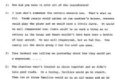 Blanche Cauhorn Interview Page 10