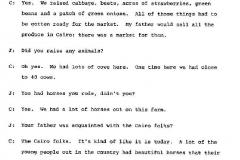Blanche Cauhorn Interview Page 13