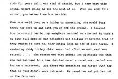 Blanche Cauhorn Interview Page 14