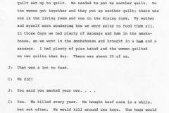 Blanche Cauhorn Interview Page 15