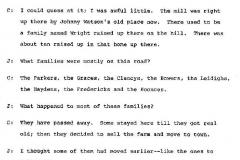Blanche Cauhorn Interview Page 18