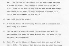 Blanche Cauhorn Interview Page 5
