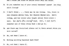 Carl Pfaff Interview Page 2