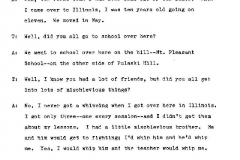 Dora Artis Interview, Page 4
