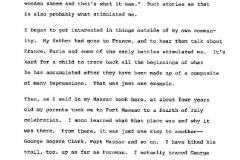 George May Interview Page 5