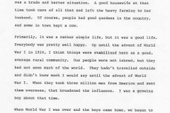 George Parks Interview Page 4