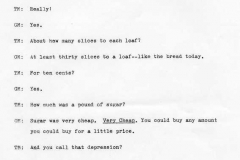 Gladys McCutcheon Interview Page 3