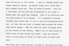 Guyla W. Moreland Interview Page 2