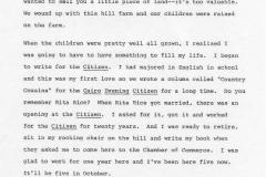 Guyla W. Moreland Interview Page 3