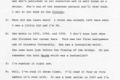 Guyla W. Moreland Interview Page 4