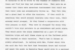 Guyla W. Moreland Interview Page 8