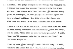 Harry O. Sichling Interview Page 11