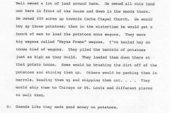 Harry O. Sichling Interview Page 7