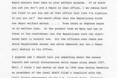 Hattie B. Kendrick Interview Page 12