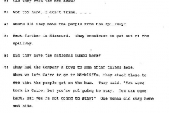Henretta Moore Interview Page 5