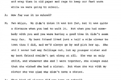 Iola Mowery Interview Page 4