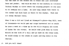 Jack Cauhorn Interview Page 11