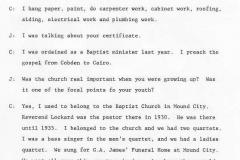 Jack Cauhorn Interview Page 19