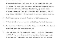 John Aldridge Interview Page 17