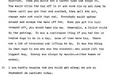 John Aldridge Interview Page 18