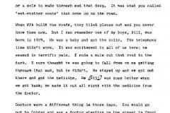 John Aldridge Interview Page 7