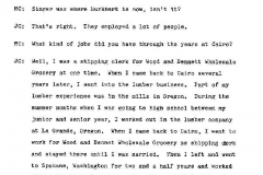 John Clarke and C.W. Halliday Interview Page 2