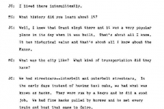 John Clarke and C.W. Halliday Interview Page 3