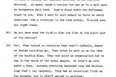 John Clarke and C.W. Halliday Interview Page 4