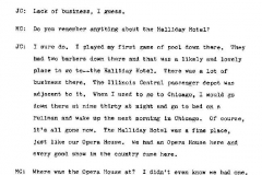 John Clarke and C.W. Halliday Interview Page 7
