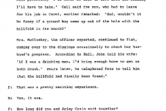 John F. McCluskey Interview Page 19