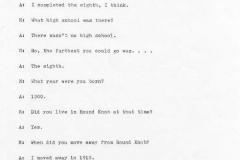 Libbie Adams Interview Page 4