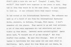 Lula Churchill Interview Page 3