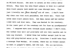 Mary Kent Interview Page 5
