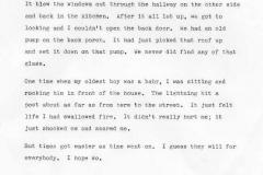 Myrtle Lauderdale Interview Page 11