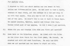 Myrtle Lauderdale Interview Page 4