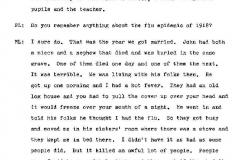 Myrtle Lauderdale Interview Page 7