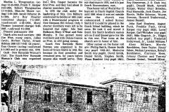Ozark, Illinois Newspaper Article Page 2