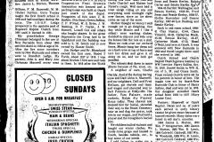 Ozark, Illinois Newspaper Article Page 3
