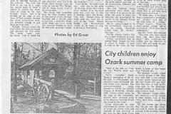 Ozark, Illinois Newspaper Article Page 7