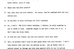 Robert Brown Interview Page 2