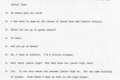 Robert Brown Interview Page 3
