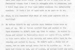 Rubie Jackson Interview Page 2