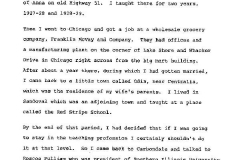 S. Earl Thompson Interview Page 2