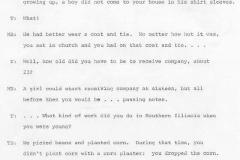 Tennie Buckley and Mollie Bradley Interview Page 13