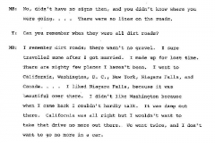 Tennie Buckley and Mollie Bradley Interview Page 19