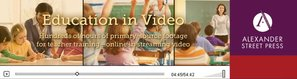 Education in Video Logo