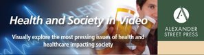 Health and Society in Video Logo