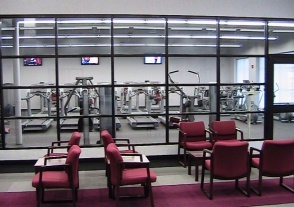 Anna Extension Center Fitness Center outside view