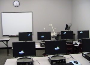 Anna Extension Center Computer Lab