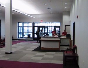 Anna Extension Center Lobby